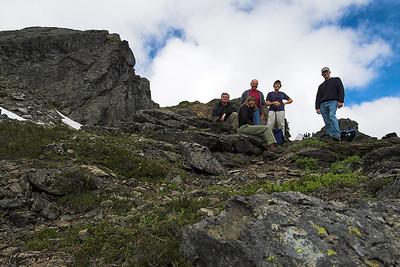 Sauk Mountain Hike - July 24, 2007