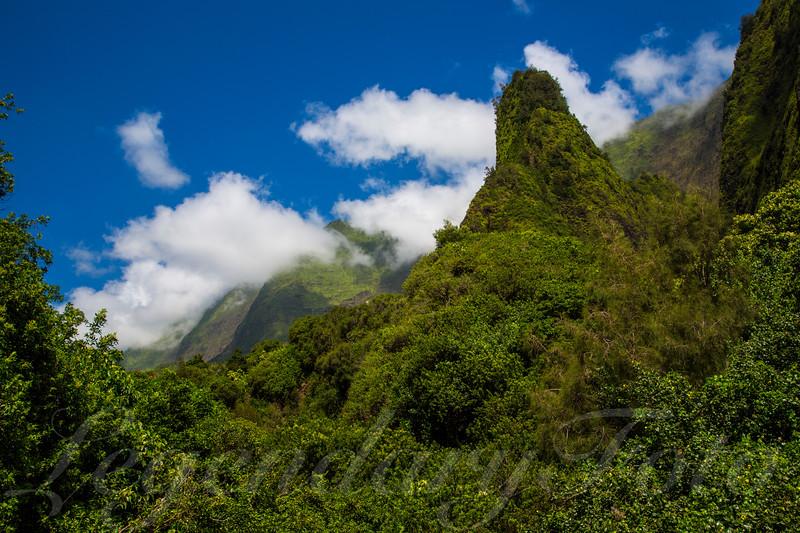 The Īʻao Needle