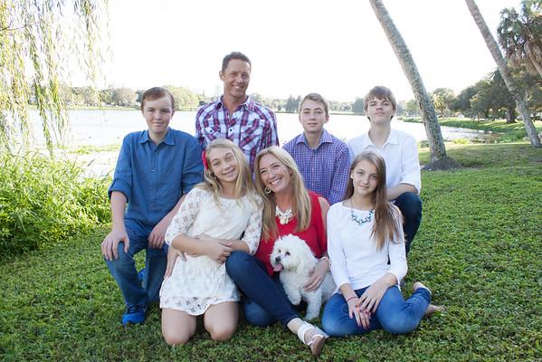 Oertel and Zoellner Family