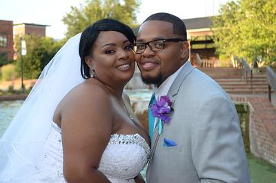 Ashley and Chris Wedding