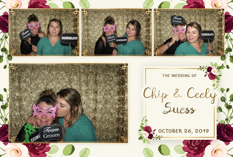 Suess Wedding