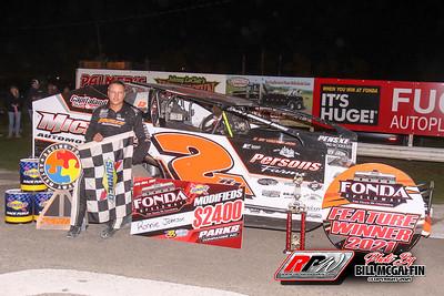 Fonda Speedway-7/31/21-Bill McGaffin