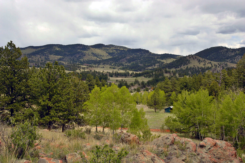 Colorado Land For Sale/ Pike Trails Ranches