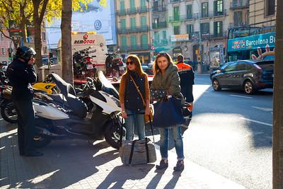 Barcelona- December 2014