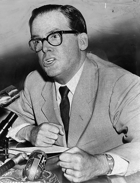 1959, Mayor Poulson Upholds the Law