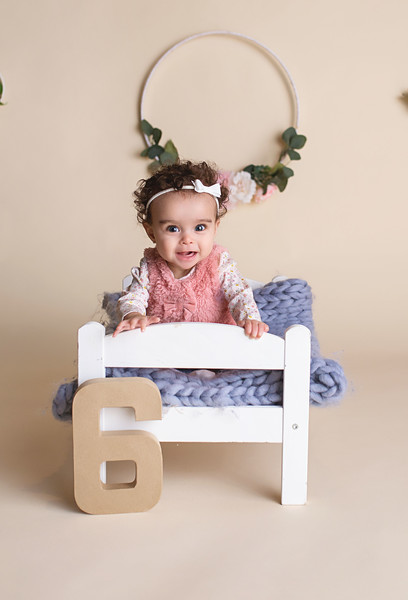 Elaina 6 Month
