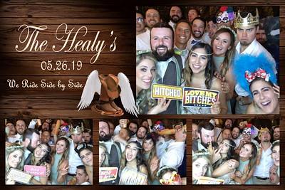 Ashley & Scott Healy Wedding