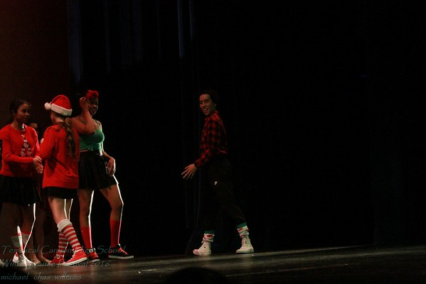 16 TCHS Winter Dance Festival