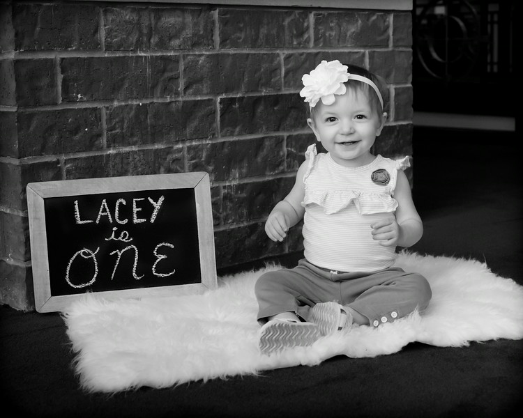 Lacey turns 1