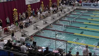 E26 - Women's 200yd Backstroke