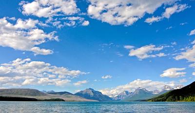 Glacier National Park and environs