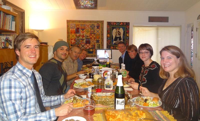Thanksgiving @ Riddells, 2011.jpg