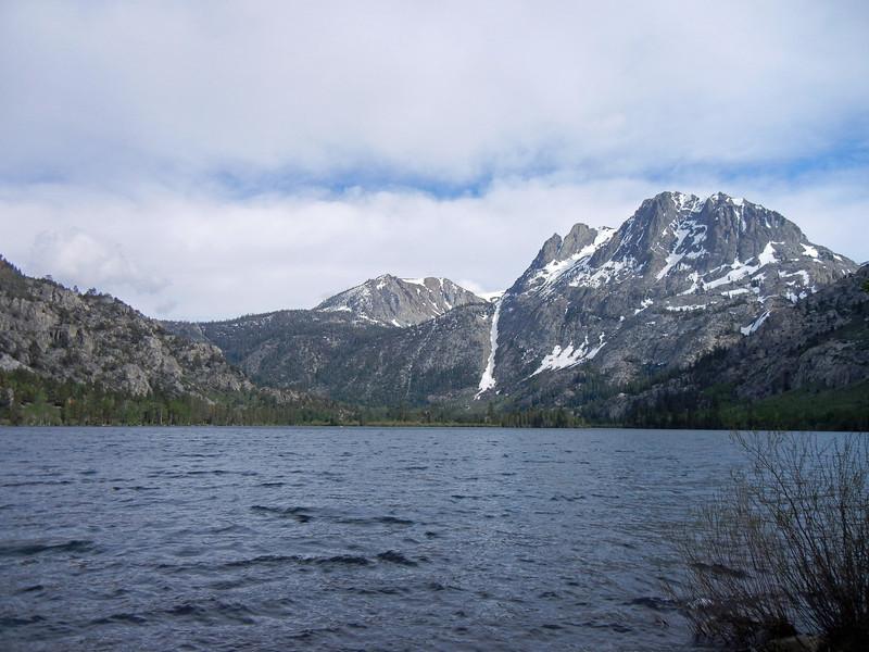 June Lake in June