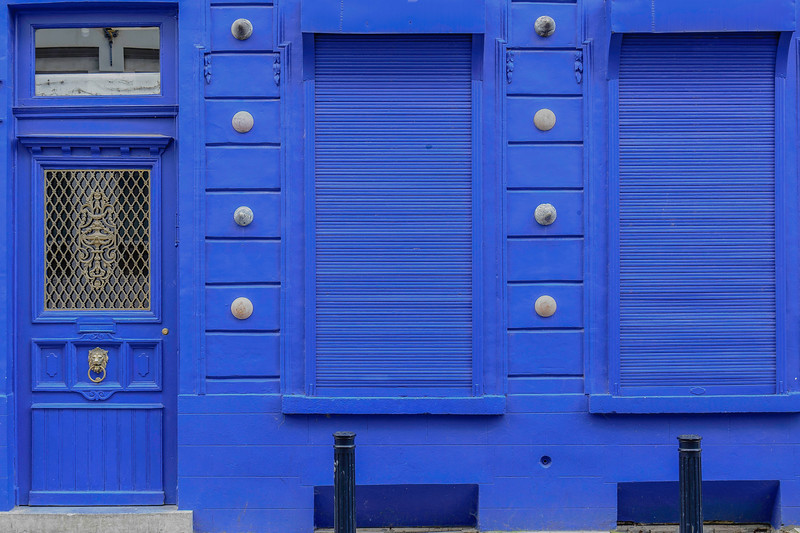 Blue Wall, Ghent