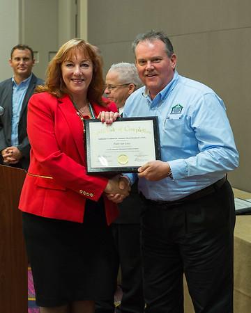 C.A.S.H. Award and Graduate Recipients