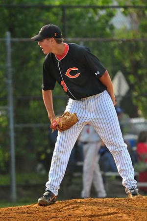 2009-05-29 Carey HS Baseball vs McArthur HS, Playoffs at CHS