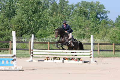 Region 13 Warm Up Hunter Over Fences