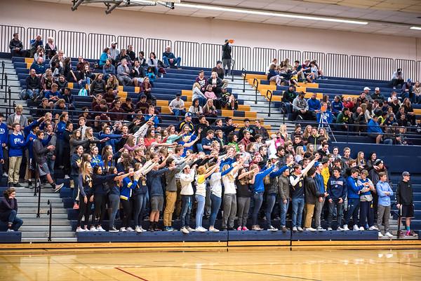 Bend High Varsity 2016-2017