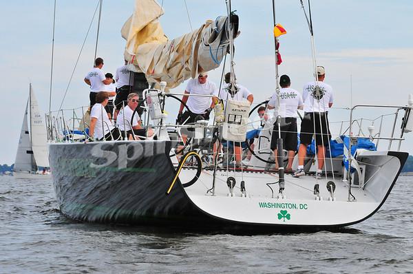 2012 Solomons Race Start