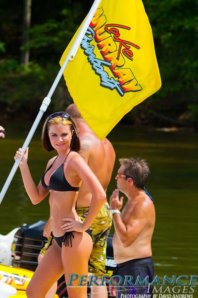 Lake Murray 2013 - Friday Skip day and Saturday Night