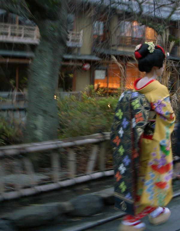 Tourist Maiko