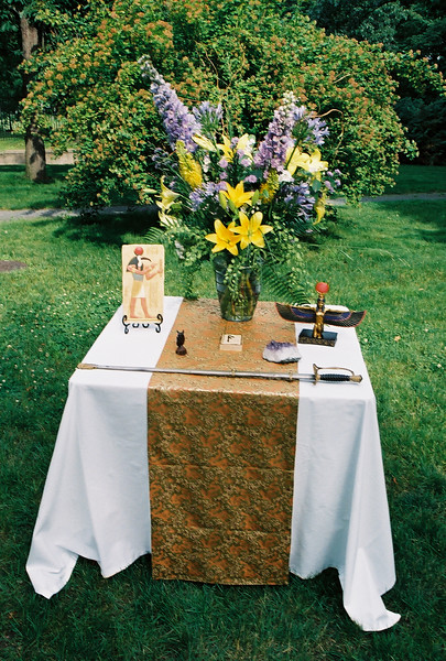 The East Altar