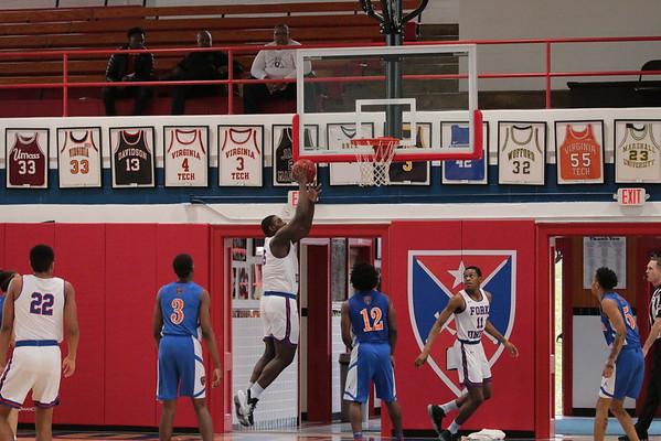 PG Basketball vs TPLS (Military Circuit) - Jan 25