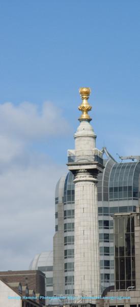 London Fire monument