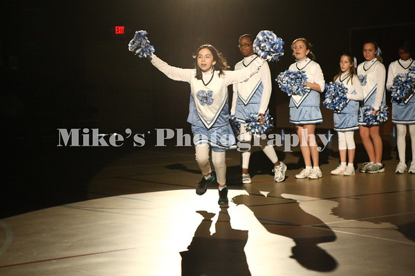 Upward Cheerleading Week 2