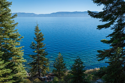 Lake Tahoe - Rubicon Trail