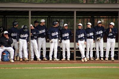 Landmark Varsity Baseball vs Mt. Paran 3-24-06