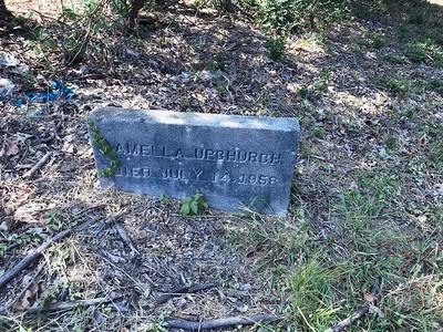 2019-09-15 Toll Gate Cemetery Bartlett, TN