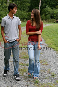 Ian and Dana