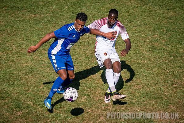 Brockenhurst v Hayes & Yeading United