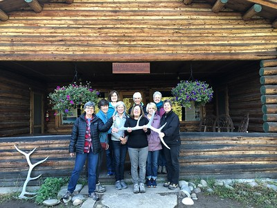 Exploring the Tetons by Boot and Boat 9/8-9/13