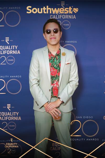 EQCA San Diego Equality Awards 2019