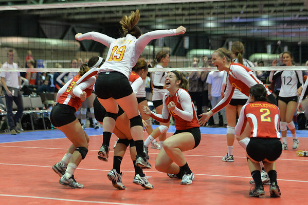 2015 ISU Club Volleyball - Nationals