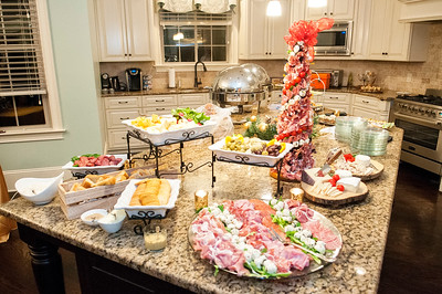 An Evening Off The Field Benefiting the Steve Smith Family Foundation @ The Residence of David & Jessica Hoffman 12-8-17 by Jon Strayhorn