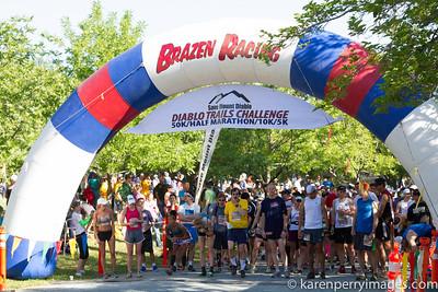 Save Mount Diablo Trails Challenge 2013