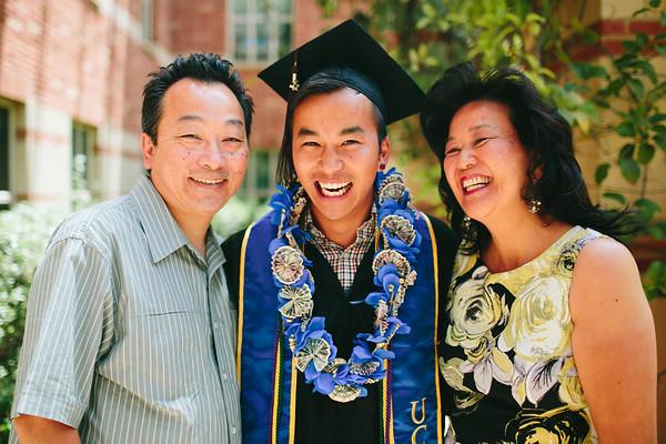 Bryant's Graduation
