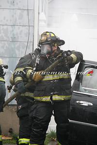 Copiague F.D. Vehicle Fire 326 Beachview St. 3-31-12