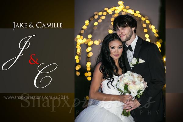 Camille + Jake September 19, 2014