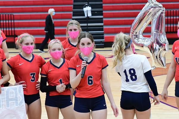Varsity Volleyball vs Beatrice