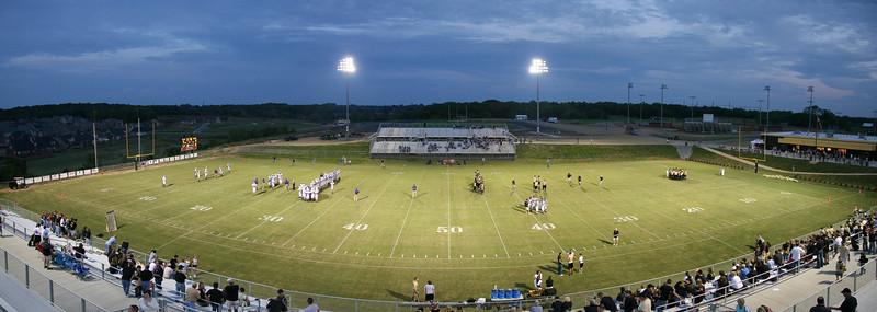 MJHS Football Panorama
