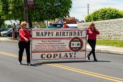 Coplay 150th Anniverary Parade