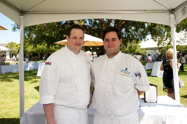 Vintage Affaire 2011 - Chefs & Food