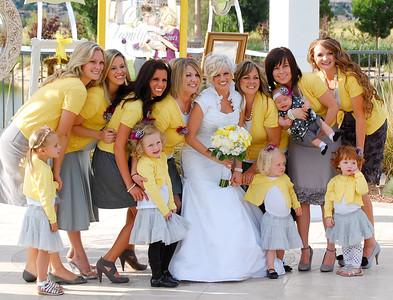 Morris-Ence Wedding