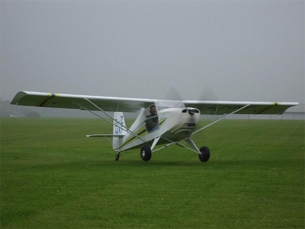 Escapade taking off