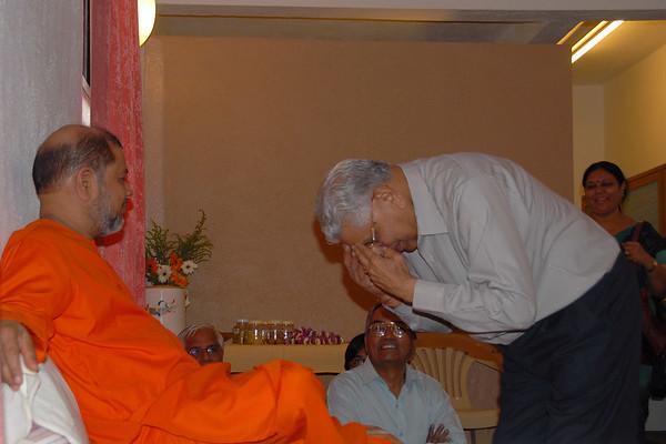 Hanuman Jayanti at Chinmaya Vibhooti, Kolwan Apr'07