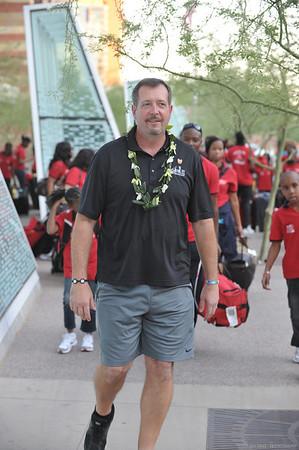 2012 Trinidad Arrival